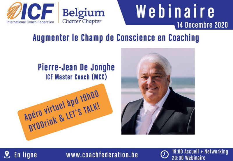 Conférence Augmenter le Champ de Conscience en Coaching